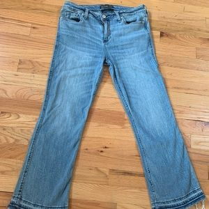 Abercrombie & Fitch Cropped Jeans 👖
